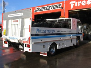 Mullins Truck Tyres Callout Fleetservice