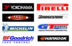 Car Tyres Brands